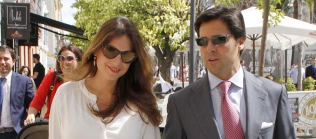 Cayetano Rivera y Lourdes Montes
