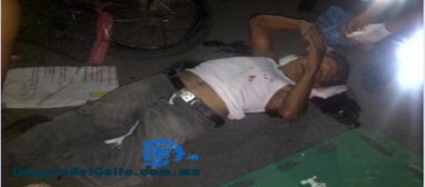 Francisco Acosta Tostado, vittima dell'attacco