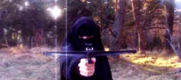 Românca recruta adepți pentru Statul Islamic