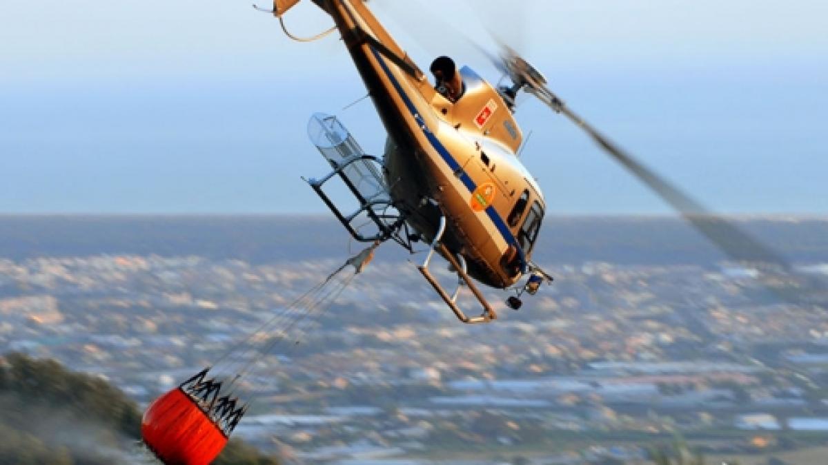 Elicottero Usato : Sardegna elicottero della guardia forestale precipita: a bordo due