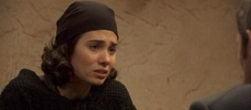 Il Segreto, Maria rinchiusa in carcere
