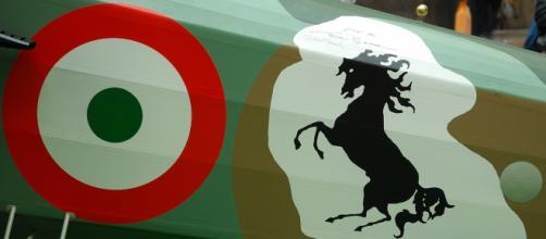 Insegna del cavallino (aereo di Francesco Baracca)