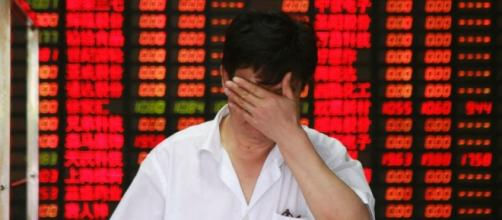 Looks of the Chinese stock markets
