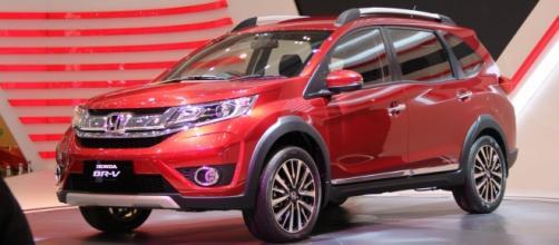 Novo Honda BR-V estreia na Indonésia: sete lugares