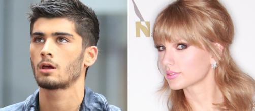 Os dois cantores não gostam um do outro.