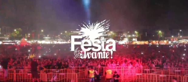 A Festa tem todos os anos milhares de visitantes.