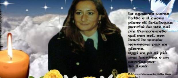 Anna Esposito morta 14 anni fa