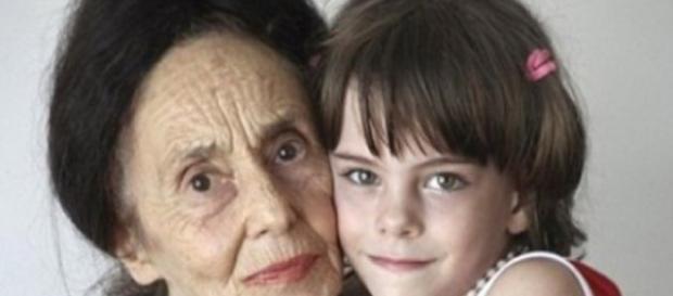 Cea mai bătrână mamă din România