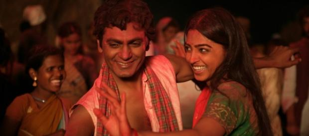 Nawazuddin and Radhika make a good pair