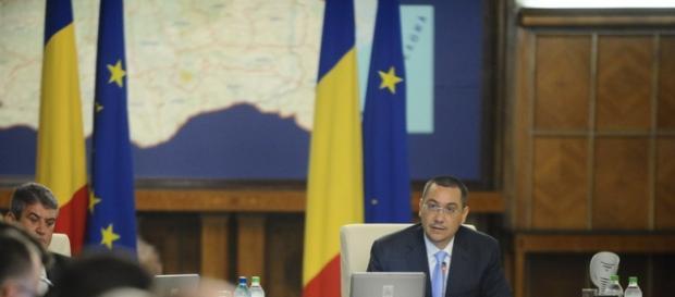 Premierul Victor Ponta a fost din nou la DNA