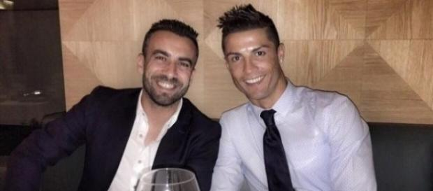 Ricardo Regufe é um grande amigo de Ronaldo.