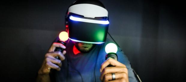 Sony Entertainment: Project Morpheus in action