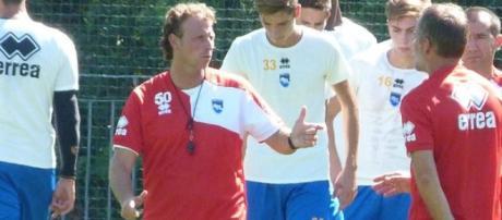 Cammarata, nuovo allenatore del Pescara Primavera
