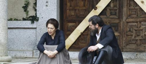 Il Segreto Spagna: Francisca viene sfrattata!
