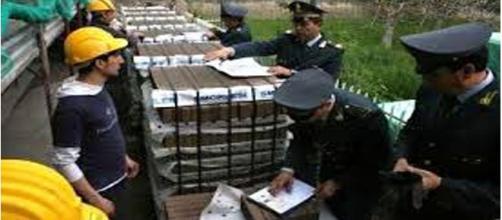 Ispezione della Guardia di Finanza