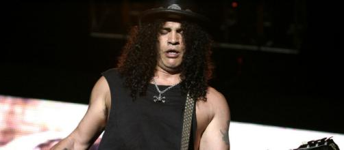 Slash recompuso su vínculo con Axl Rose