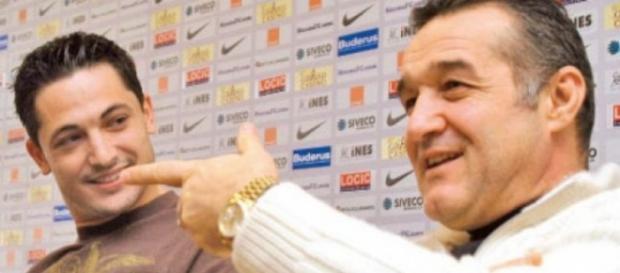 Gigi Becali caută soluții pentru Steaua