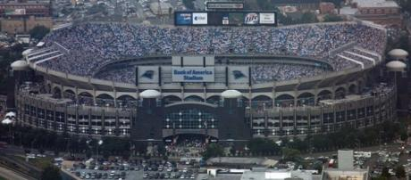 BOA stadium, built with Personal Seating Licenses