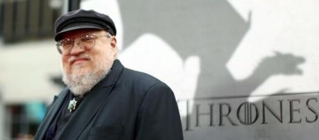 George R. R. Martin, criador de Game of Thrones.