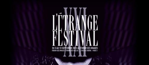 Affiche de l'Etrange Festival 2015