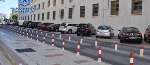 Comisaría de la Policía en Málaga