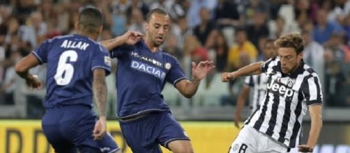 Diretta di Juventus - Udinese.