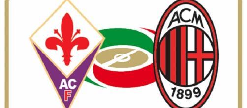 Fiorentina - Milan in diretta live