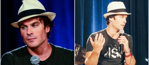 Ian Somerhalder no painel do Wizard World Chicago