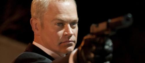 Neal McDonough alias Damien Darhk in Arrow 4