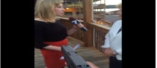 omicidio in diretta tv di due reporter americani