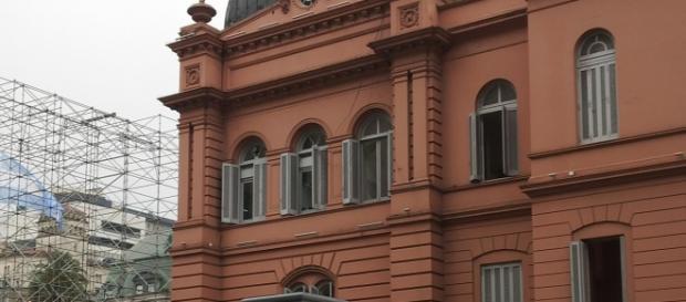 La casa rosada Ciudad Autonoma de Buenos Aires