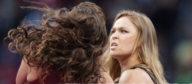 Rousey will be looking to win her seventh title.