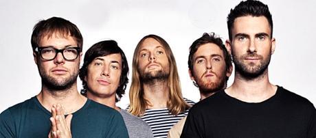 Maroon Five no Brasil em 2016.