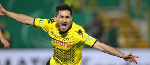 Ilkay Gundogan, centrocampista del Dortmund