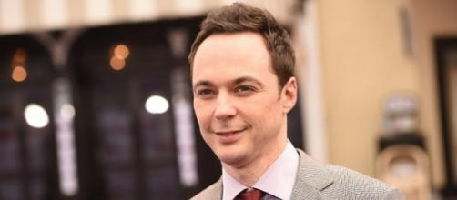 Jim Parsons alias Sheldon Lee Cooper