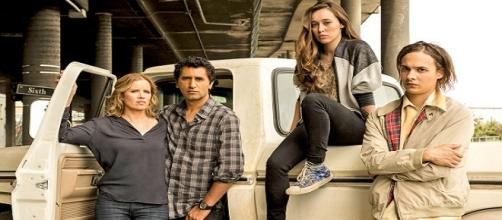 Los protagonistas de 'Fear The Walking Dead'