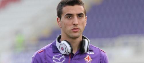 Matias Vecino, centrocampista viola