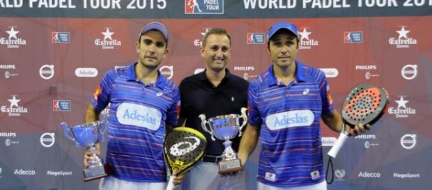 Bela y Lima lograron si quinto trofeo en fila
