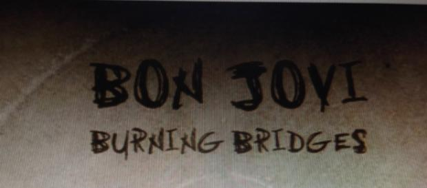 Burning Bridges é o novo álbum dos Bon Jovi