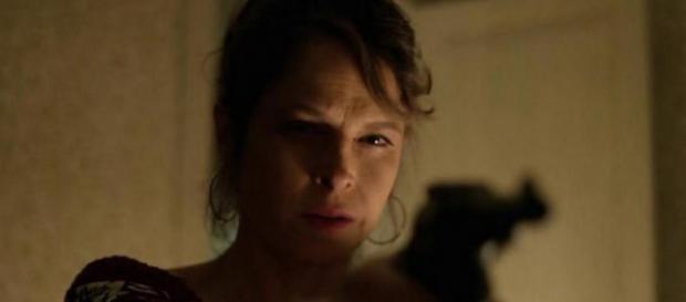 Carolina ensinará Angel a como matar Alex
