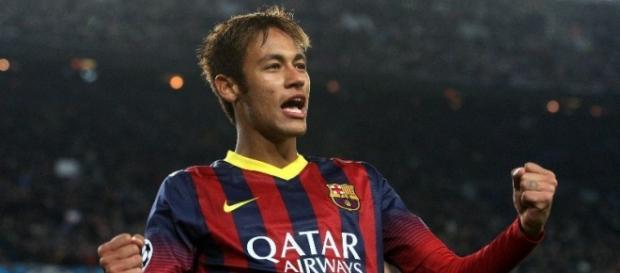 O Manchester está disposto a ficar com Neymar