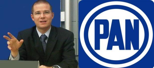 Ricardo Anaya nuevo presidente del PAN