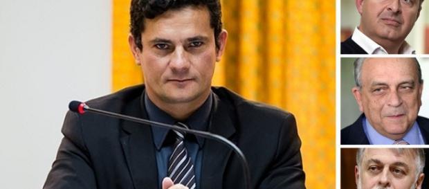 Sérgio Moro, juiz federal do caso Petrobras.