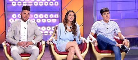 Alejandro, Jennifer y Julen, tronistas de verano