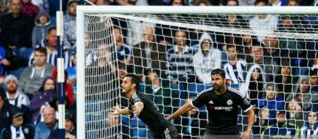 Chelsea defeated West Brom 2-3