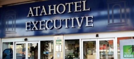 L'AtaHotel Executive, sede del calciomercato