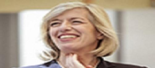 Il Ministro Giannini (foto da www.istruzione.it)