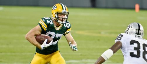 Jordy Nelson: out for the season