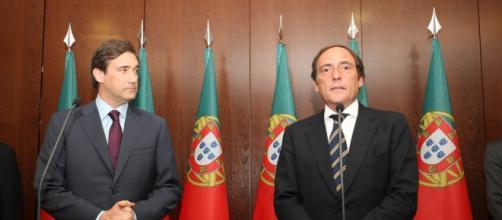 Paulo Portas recusa ser tratado como nº2