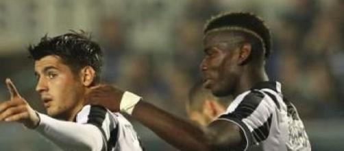 Roma-Juventus, ritorna Alvaro Morata